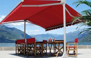 markisen und sonnensegel f r einen coolen sommer easy living. Black Bedroom Furniture Sets. Home Design Ideas